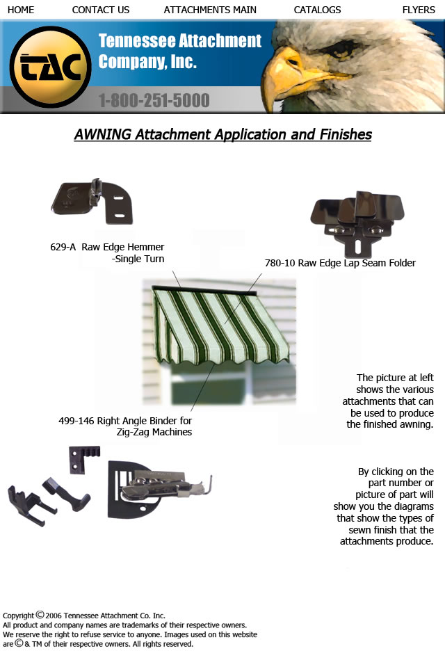 AWNING ATTACHMENT